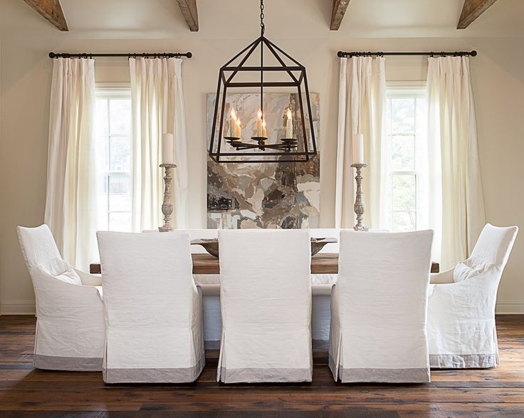 70 White Dining Chair Cover
