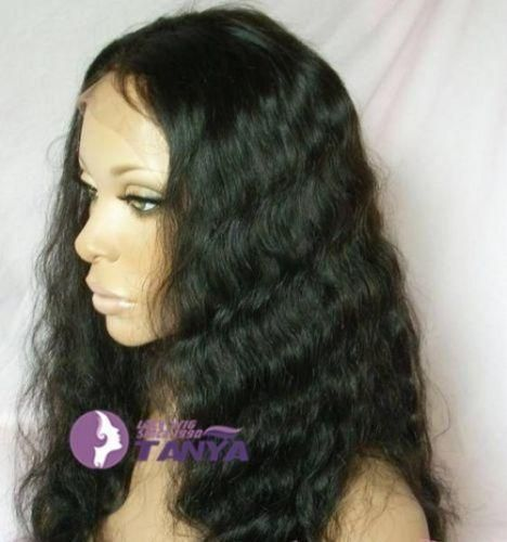 Curly Human Hair Lace Front Wigs   eBay