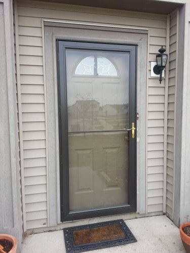 The Magic Of A Storm Door