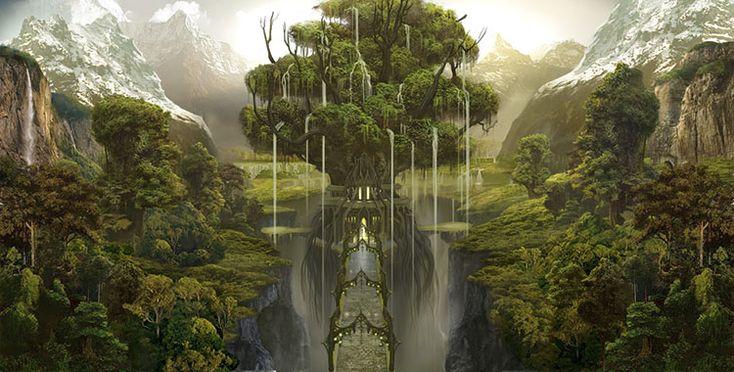 Ini Dia Gambaran Pohon Tuba, Salah Satu Tumbuhan Yang Ada di Surga