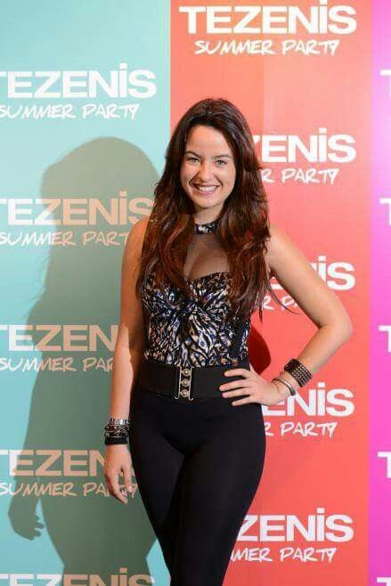 Mariana Pacheco na Tezenis summer party