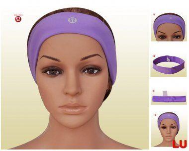 Lululemon Outlet Yoga Headband Women Purple : Lululemon Outlet Online, Lululemon outlet store online,100% quality guarantee,yoga cloting on sale,Lululemon Outlet sale with 70% discount!$17.99