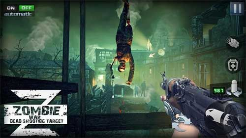 Download Game Zombie War Z : Hero Survival Rules 1.7 Apk + Mod for Android From Gretongan in Action Category
