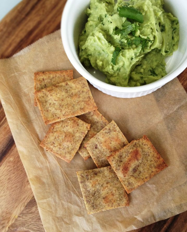 Learn how to make your own crackers with this easy besan crackers recipe | The Mindful Foodie