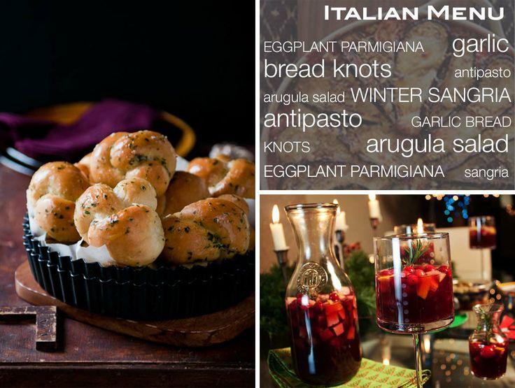 The 25+ best Garlic knot menu ideas on Pinterest Recipes for - italian menu
