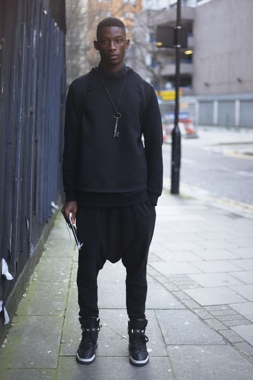 17 Best Images About Black Street On Pinterest Urban Fashion Urban And Rick Owens