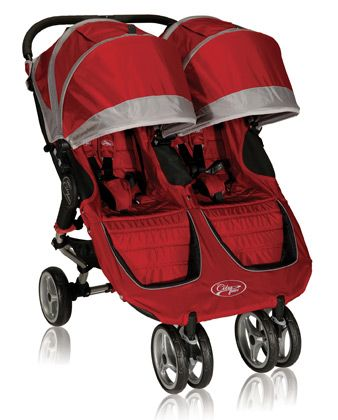 City Mini Double Stroller | Baby Jogger Strollers