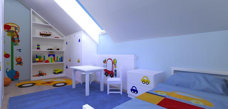 Dětský pokoj inspirace