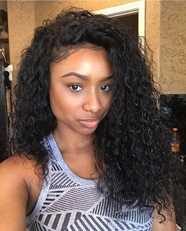 Enjoyable 1000 Ideas About Brazilian Deep Wave On Pinterest Loose Waves Short Hairstyles For Black Women Fulllsitofus