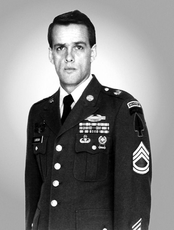 "Gary Ivan Gordon was a Master Sergeant in the US Army and a recipient of the Medal of Honor. At the time of his death, he was assigned to the 1st Special Forces Operational Detachment-Delta (1SFOD-D), or ""Delta Force"". Gordon was posthumously awarded the MOH for actions he performed during the Battle of Mogadishu on 3 October 1993."