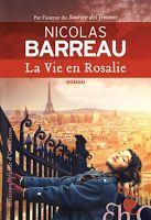 Autour des Livres - Blog de Lecture: La vie en Rosalie - Nicolas Barreau