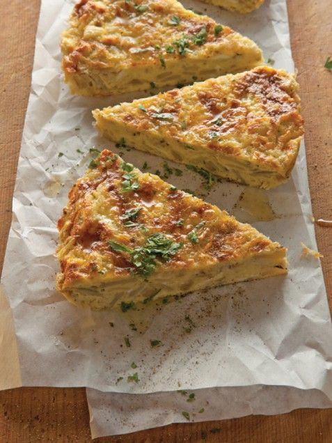 Vegetable Frittata  this is going to be my late breakfast/lunch meal today!!!