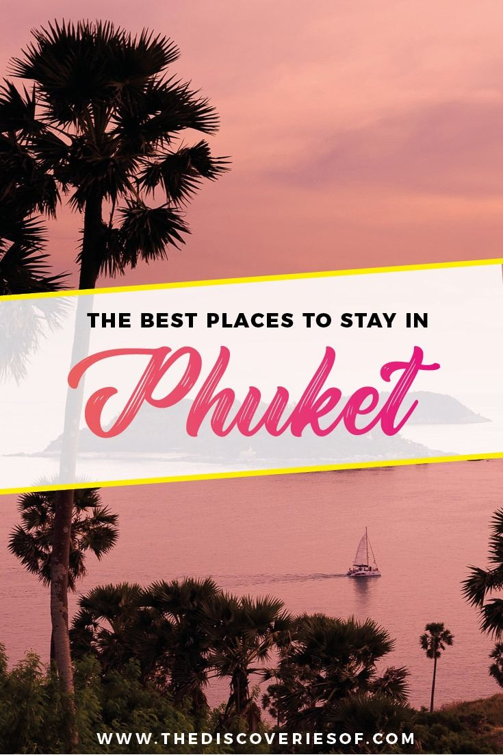 Phuket, Thailand. Full of beaches and things to do. Best hotels in Phuket I Southeast Asia #bucketlist #traveldestinations #thailand