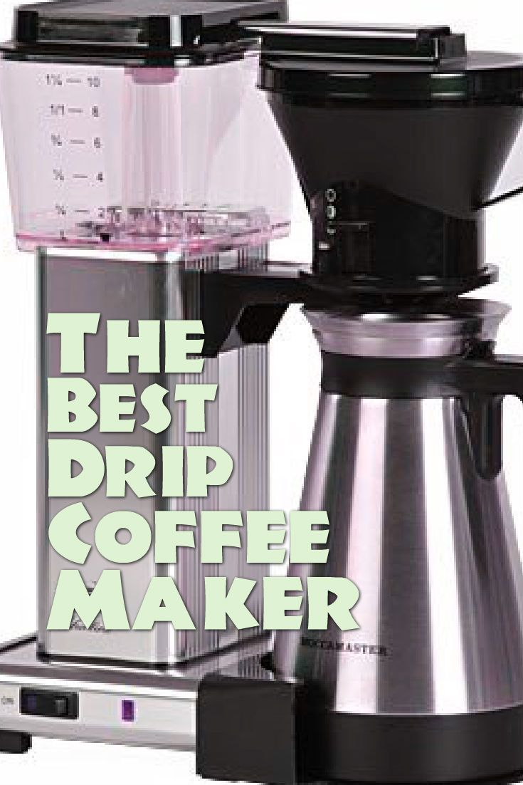 A drip coffee maker, also called automatic drip machine, is the most popular way to brew a cup of joe today. You fill a chamber with water, put the desired amount of coffee grounds into the filter basket, close the top and hit a button to begin the brewing process. The average brew time is between five and six minutes, with most machines producing coffee between 195 and 205 degrees Fahrenheit.