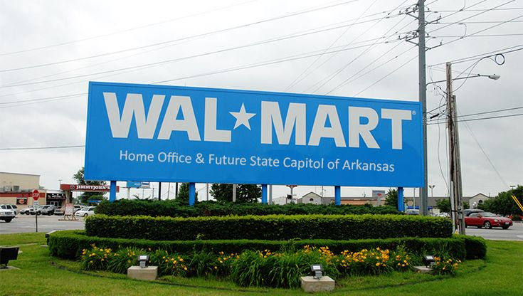 Walmart to Pay $25 Billion to Move the State Capitol of Arkansas to Bentonville #humor #funny #lol #comedy #chiste #fun #chistes #meme