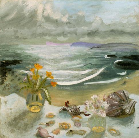 Shells   Winifred Nicholson