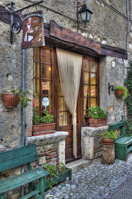 Farfa, Lazio, Italy