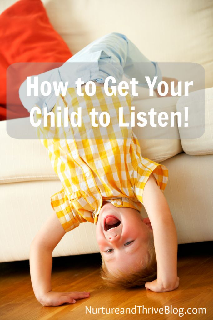 One simple trick from a child psychologist to get your child to listen and bring playfulness into those challenging times and end the power struggles. It really works!
