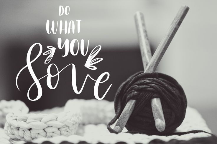 "From the ""Designing with Procreate"" courses on Skillshare. http://skl.sh/2sH8RxO  Do what you LOVE! by Kim Miller"