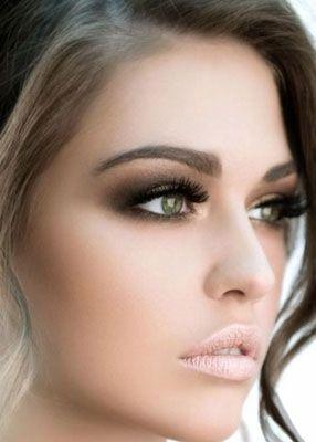 Il make up perfetto per la sposa con gli occhi verdi - Matrimonio.it: la guida alle nozze