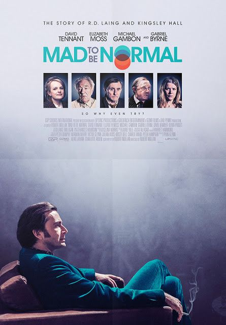 MAD TO BE NORMAL: David Tennant Features In New Movie Artwork | DAVID TENNANT…