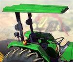 John Deere Tractor Canopy, John Deere Tractor Canopies, John deere Tractor Sunshades, John deere tractor roofs, JD Tractor sunshade, Canopie...
