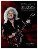 Backbeat Books - Brian May's Red Special - Black/White/Yellow/Red