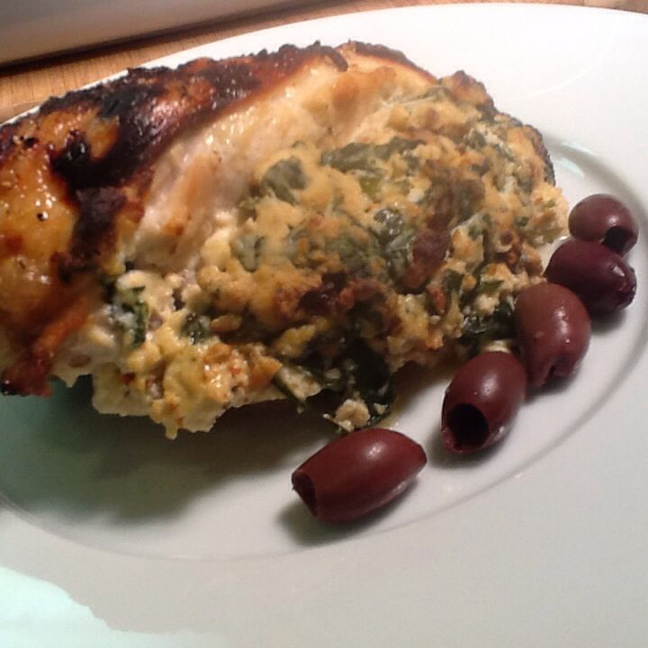 How to Make Baked Greek Chicken Breasts