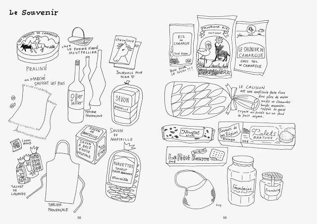Shiuan-Wen Chu's Graphic Novels: Chu Cat Chronicle, number 5, pg 58-59