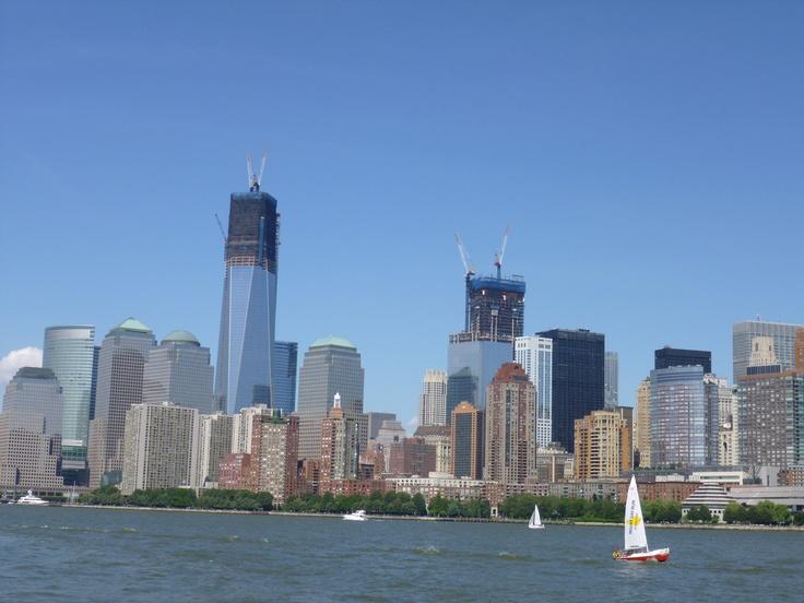 Fotografía: Diana Tovar Osorio- Zona Cero-New York