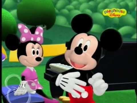 ▶ Klub Przyjaciół Myszki Miki - Wielki koncert Mikiego - YouTube