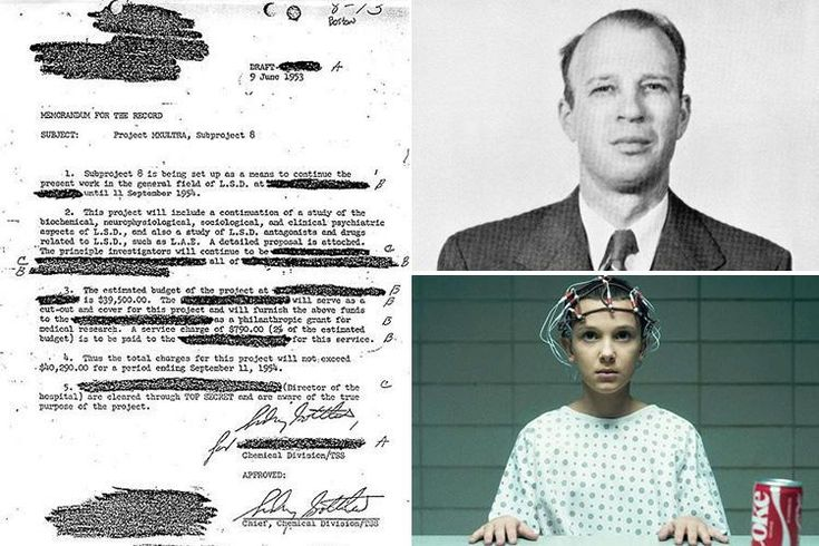 The top secret CIA experiment behind Stranger Things and new Netflix drama Wormwood - https://wokeamerican.net/the-top-secret-cia-experiment-behind-stranger-things-and-new-netflix-drama-wormwood/