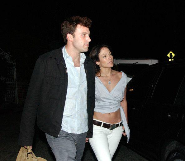 Ben Affleck and Jennifer Lopez Together