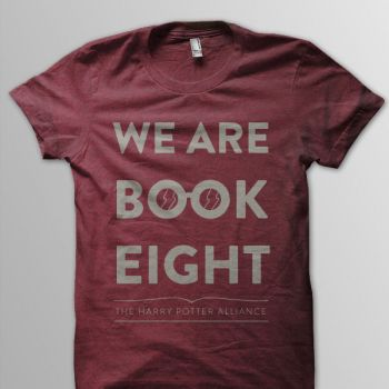 We are book eight - harry potter alliance
