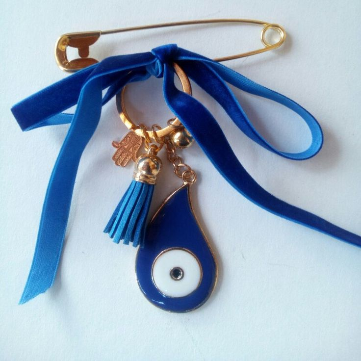 Evil eye protection, new year's charms!