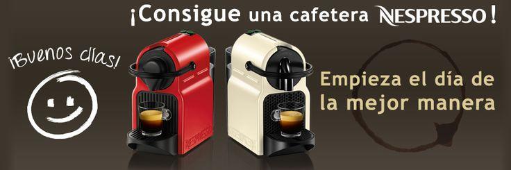 Sorteo de una cafetera Nespresso #sorteo #concurso http://sorteosconcursos.es/2016/01/sorteo-de-una-cafetera-nespresso-2/