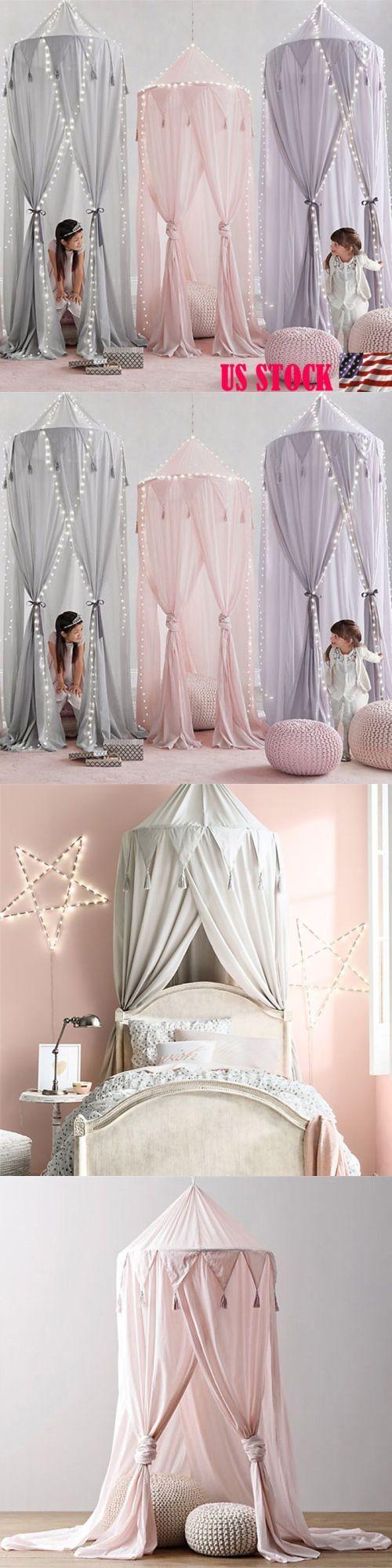 Vordächer und Netting 48090: Prinzessin Baby Moskitonetz Bett Kinder Baldachin Bettdecke …, #Baby # …   – Blog
