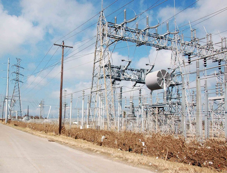19 best images about electrical substations around the for Substation design guide