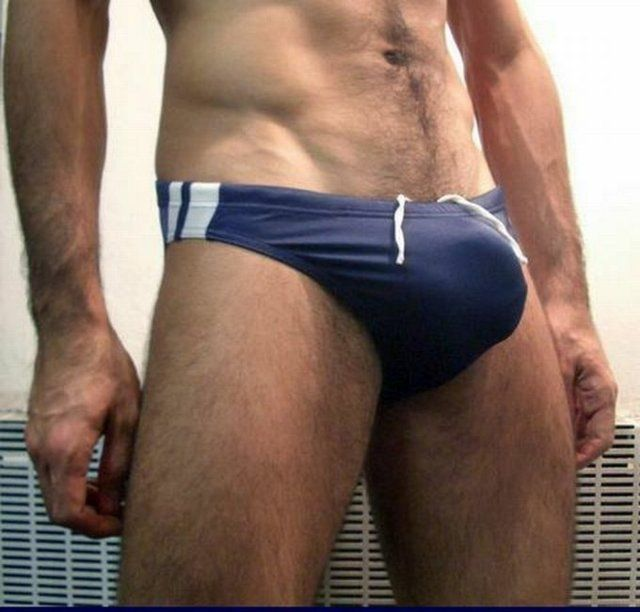 from Sutton bulging free gay in man underwear
