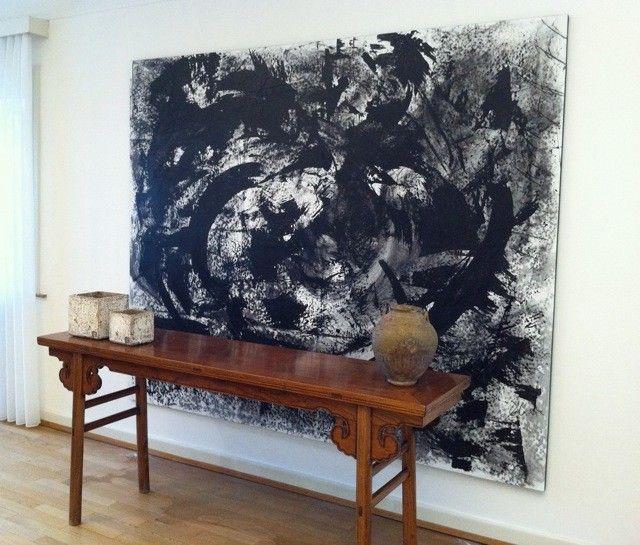 156 besten auftragsmalerei bilder auf pinterest. Black Bedroom Furniture Sets. Home Design Ideas