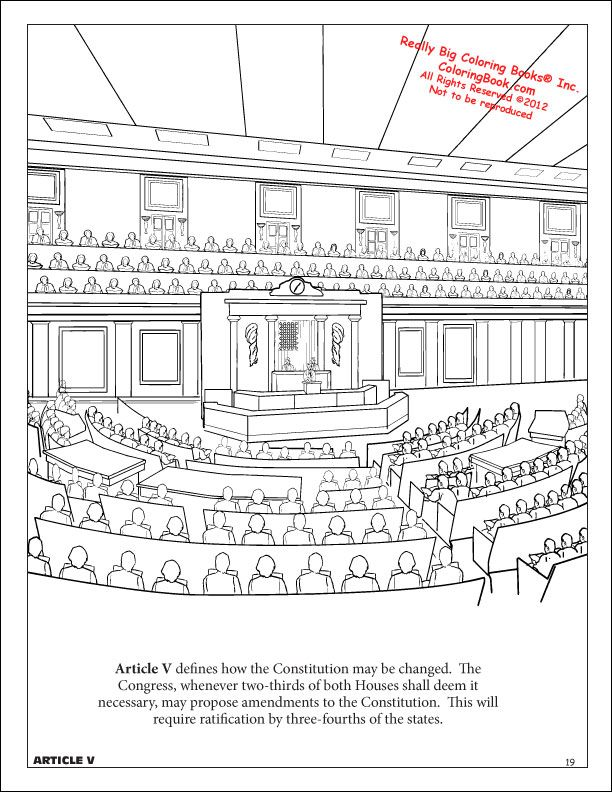 Constitution Day Coloring Pages For Kindergarten : Best educational coloring pages for kids images on