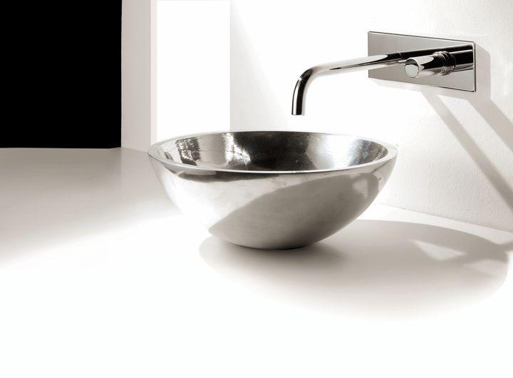 rubinetteria ZERO SLIM - by Bonomi Contemporaneo Italiano - design Sergio Mori