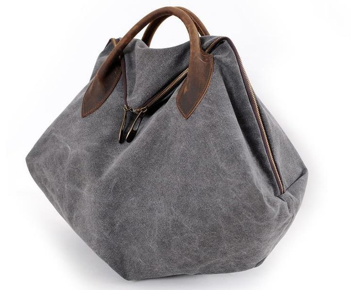 We use selected thick genuine cow leather, quality canvas material, anti-rust hardware and cotton fabric to make the bag as good as it is. This bag is perfect as your everyday bag, which can fit for a 14'' Laptop, an IPAD, A4 files, books, magazines, as well as many accessories.**********************************************✿Colors may vary from screen to screen✿Material:100% Cotton Canvas Green bronze hardware Leather✿Colour: Orange,Coffee,Gray✿Dim...