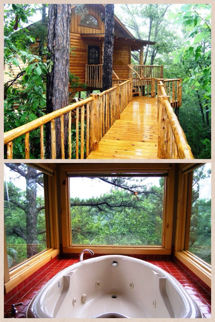 extraordinary in eureka arkansas springs treehouse the cabins escape cottages