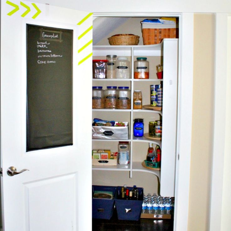 1000+ Ideas About Pantry Makeover On Pinterest