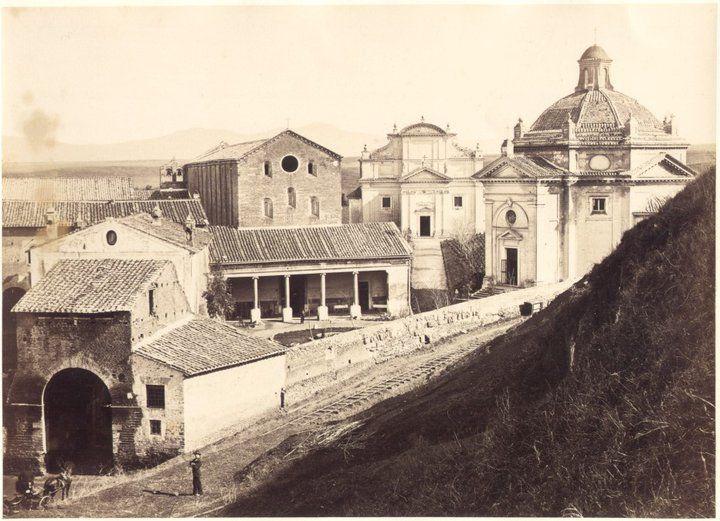 TRE FONTANE 1874