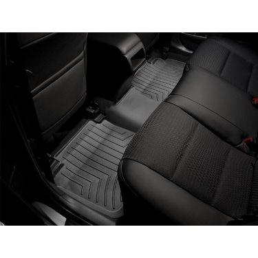 WeatherTech Custom Fit Rear FloorLiner for Mercedes-Benz E63 - Black