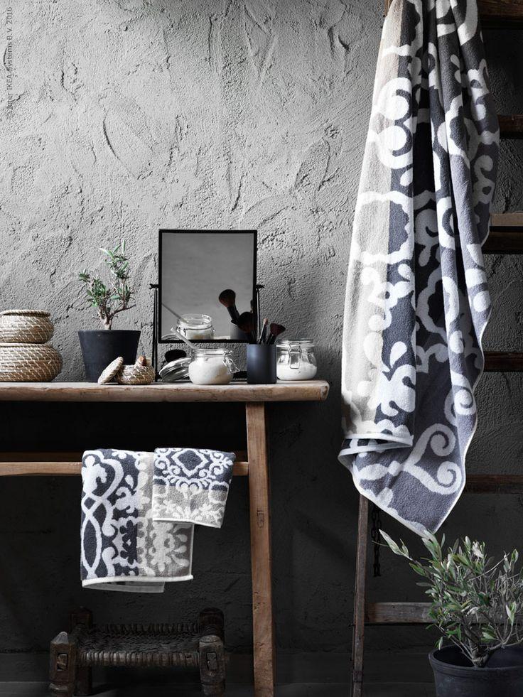 Inred ett mysigt hemma-spa