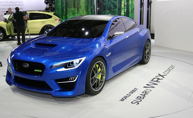 Next-Gen Subaru WRX to be More Street Focused. For more, click http://www.autoguide.com/auto-news/2013/04/next-gen-subaru-wrx-to-be-more-street-focused.html