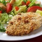 Recipe photo: Baked breaded chicken breasts